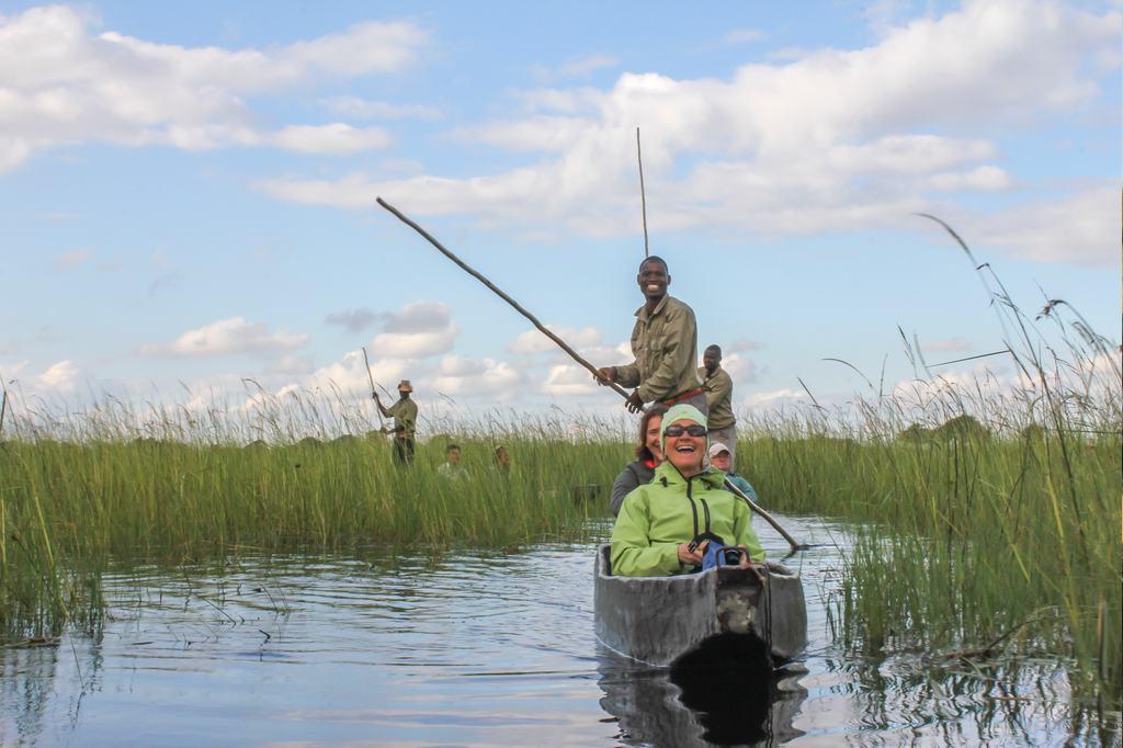 Mokoro trip, Okavango Delta